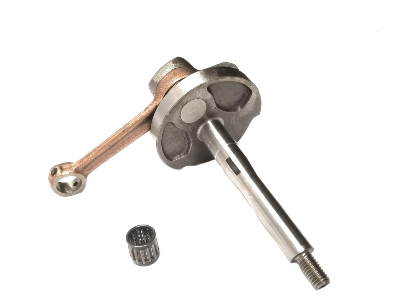 Vespa Piaggio Performance Crank Shaft, 12 Pin - Mazzucchelli