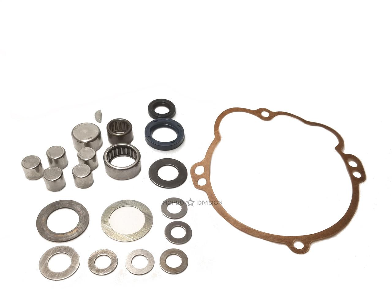 Vespa Piaggio Variated Gearbox / Transmission Rebuild- Complete Kit