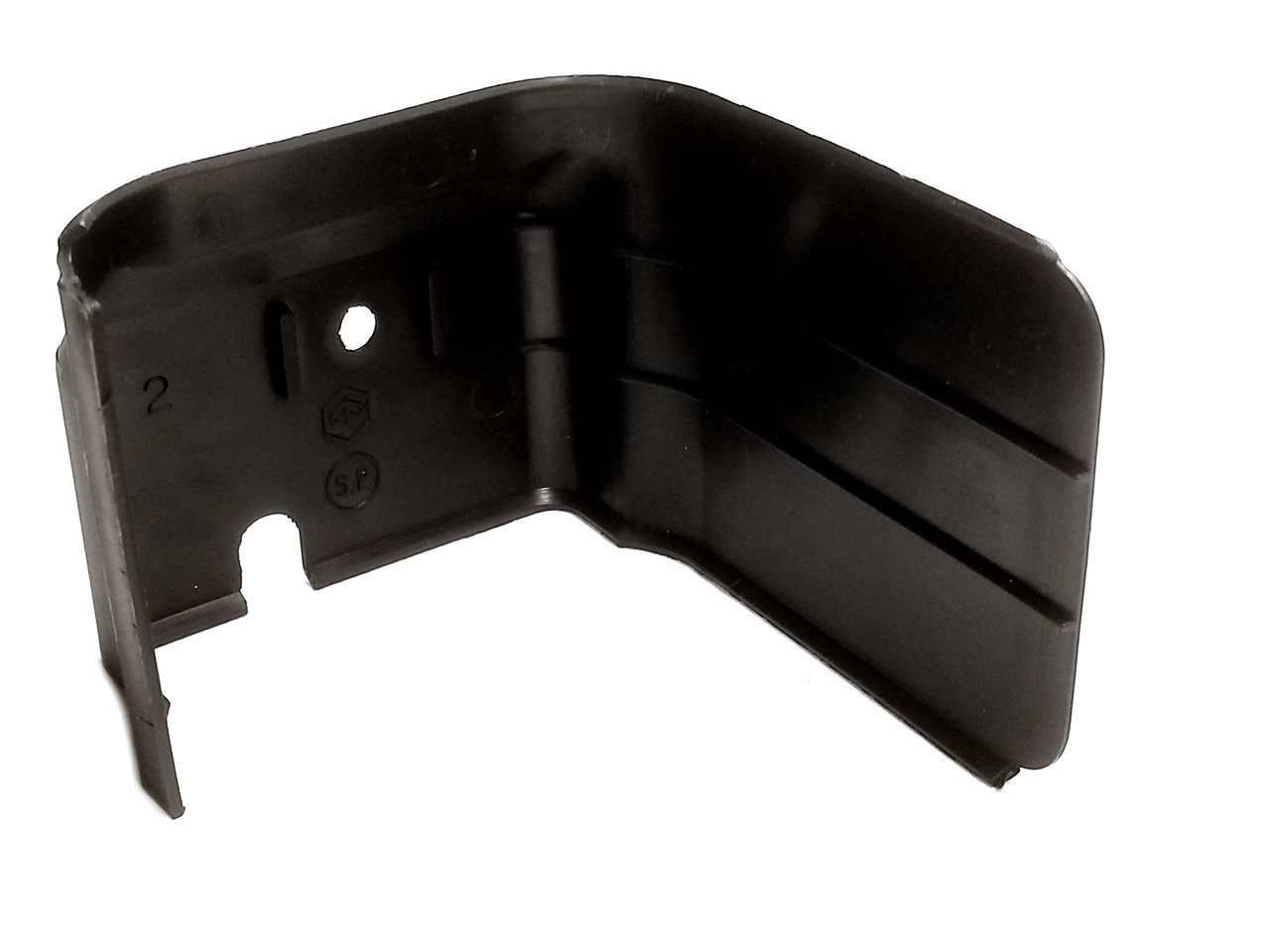 Vespa Piaggio Kinetic Cylinder Cover / Cowl - Black