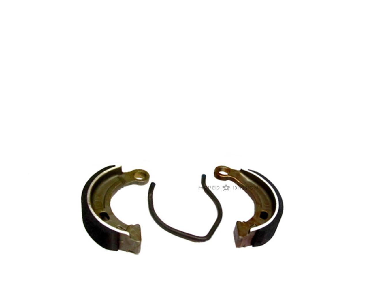 Brake Shoe Set 90mm x 18mm, Circle End Single Spring, Ferodo