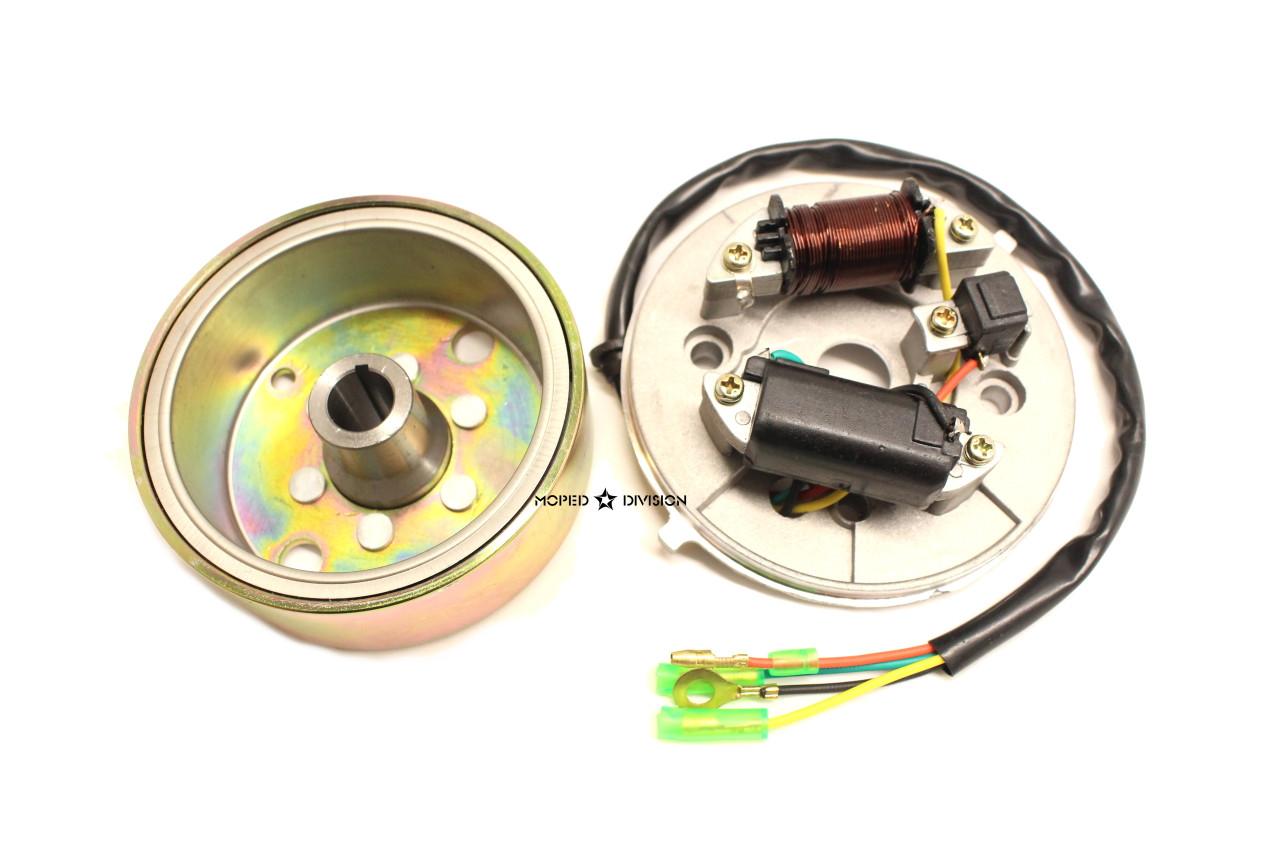 Motobecane 12v CDI unit for AV7, AV10, AV88