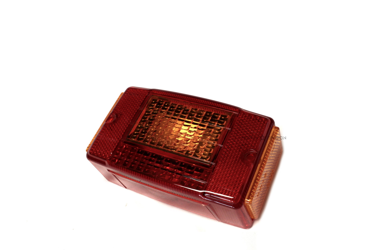 NOS ULO 254 Tail Light Lens with Reflectors