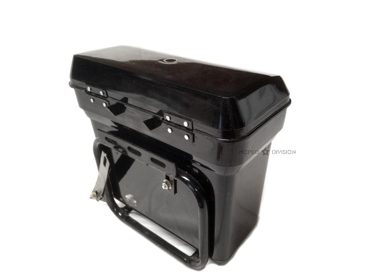 Original Kinetic Hard Case Saddle Bag - Color Options
