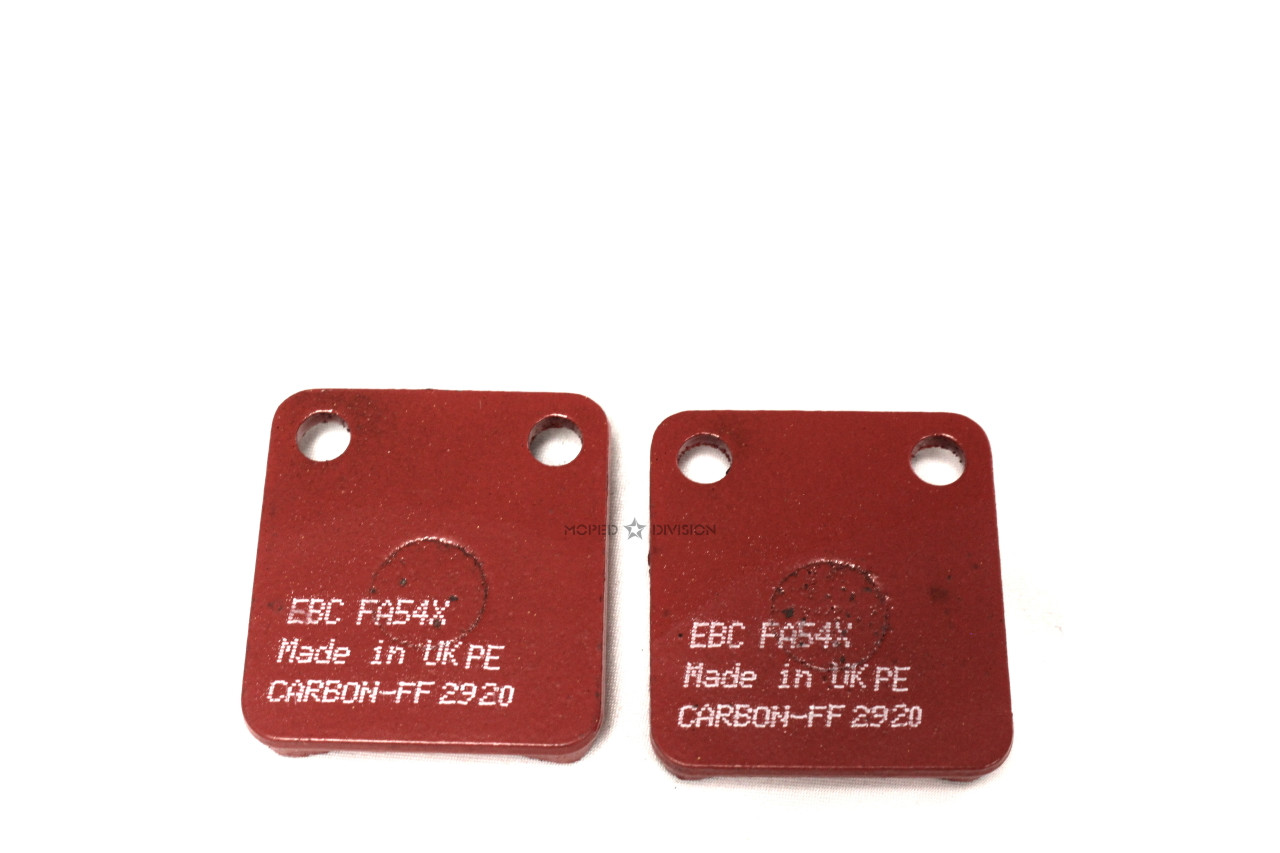 Honda MB5 EBC Organic Front Brake Pad Set
