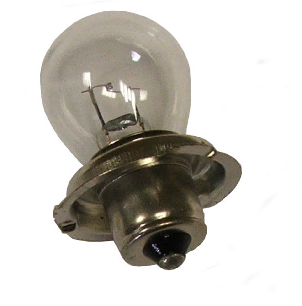 NOS Square Black CEV Headlight, Garelli Style