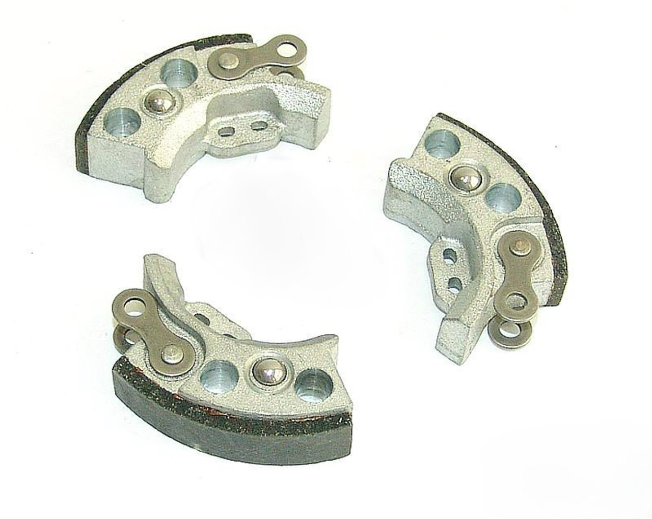 CIF Clutch Weight Set for Vespa, Piaggio, Kinetic Non-Variated Mopeds