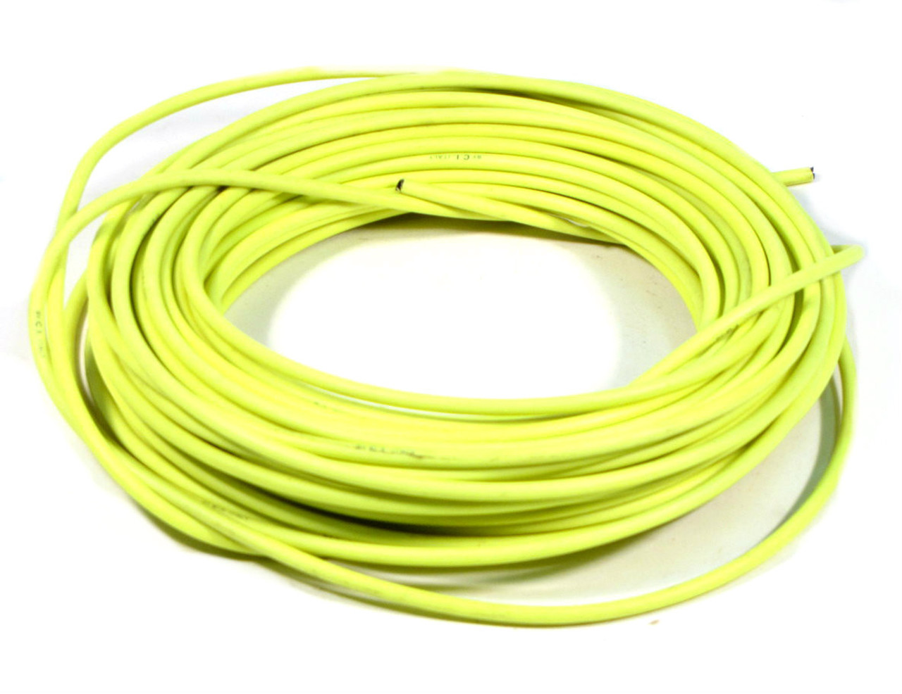 Neon Yellow Universal Cable Housing *Sold by the Foot*