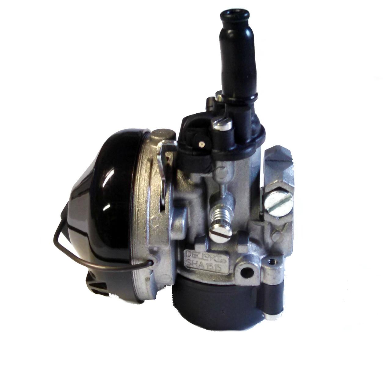 Dellorto 15 15 SHA Carburetor with Lever Choke