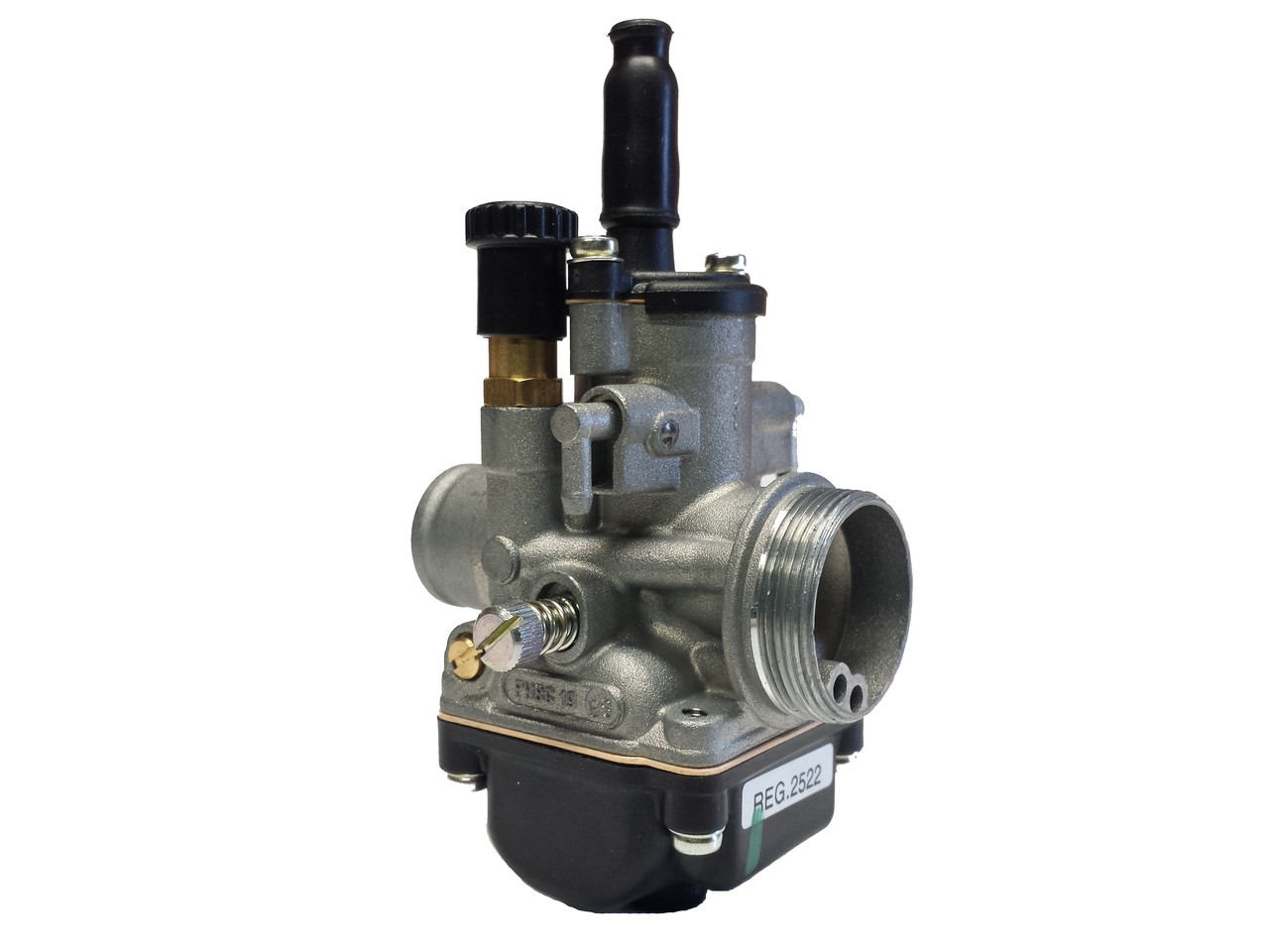 Dellorto 19mm PHBG BS Carburetor with Pull Choke
