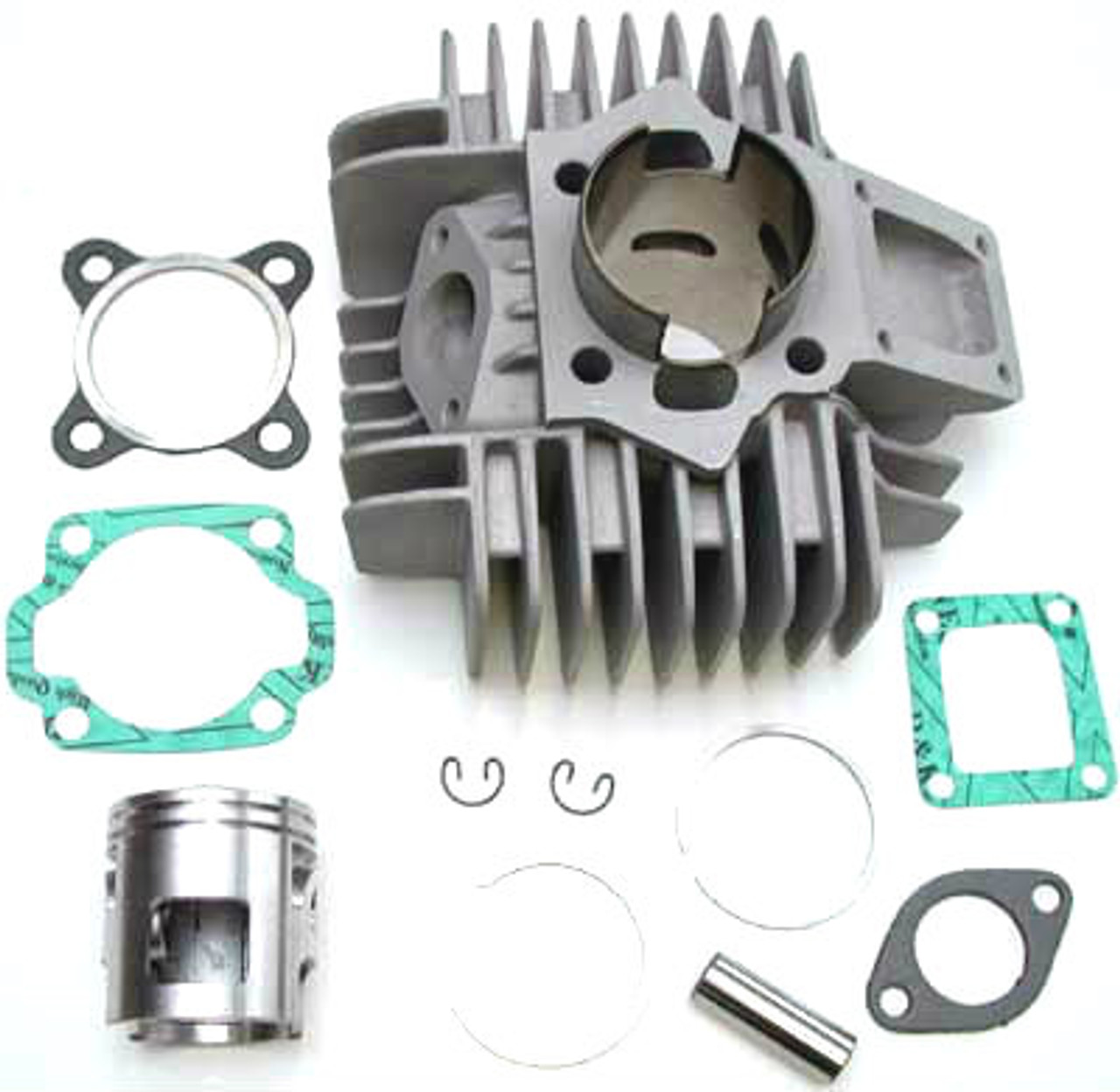 Tomos A35 70cc Cylinder Kit, 44mm