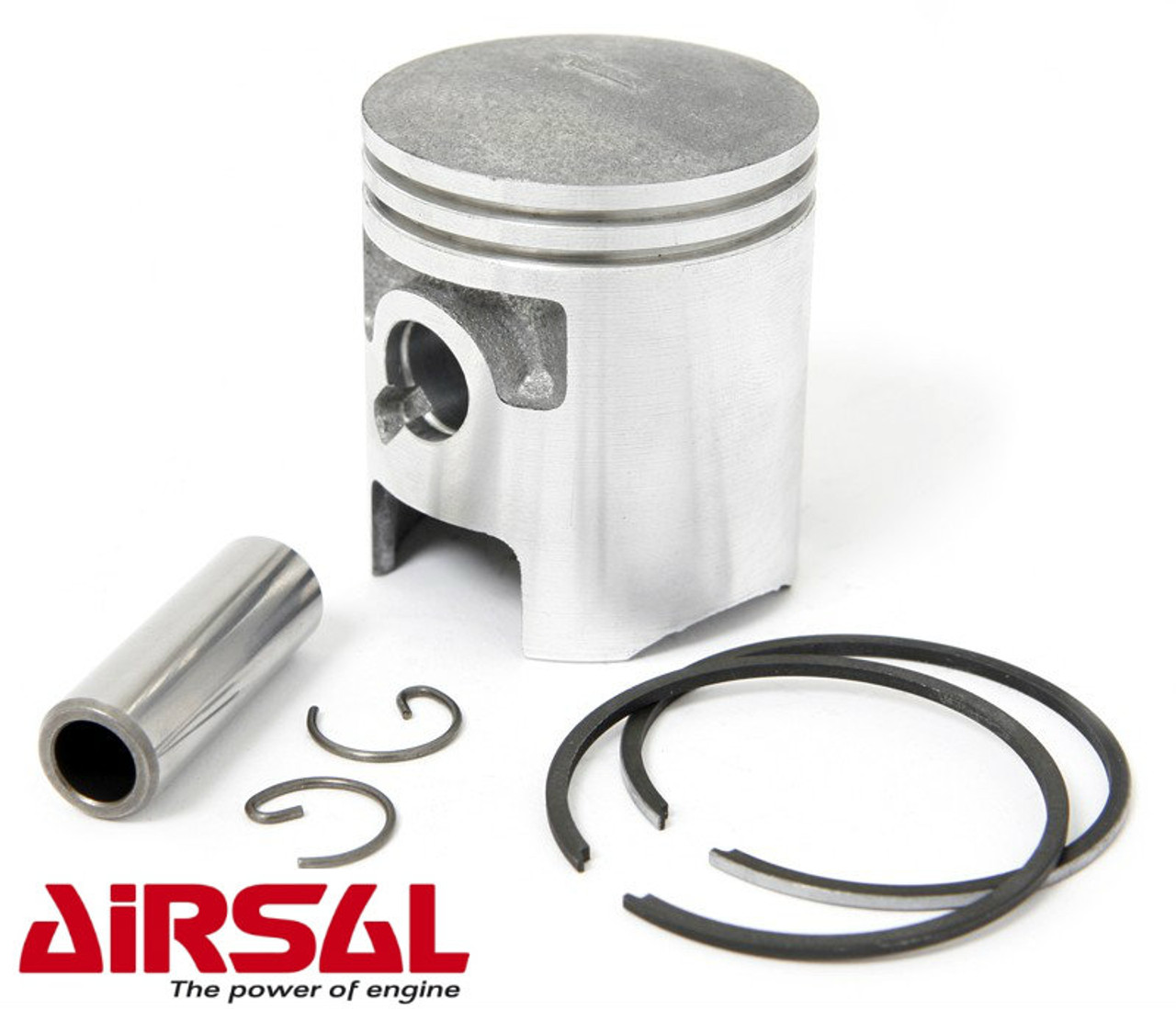 Airsal 44mm Piston Kit for Tomos A55 and Puch