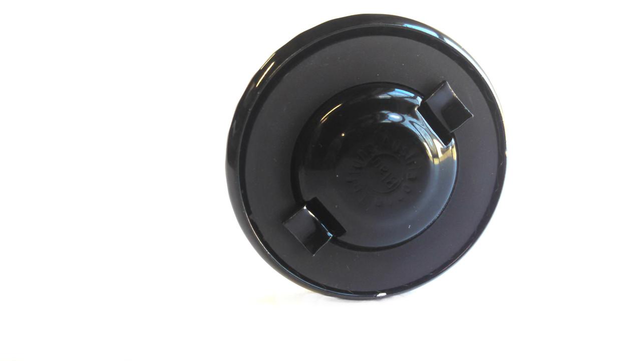 Black 30mm Gas Cap for Step Thru Mopeds