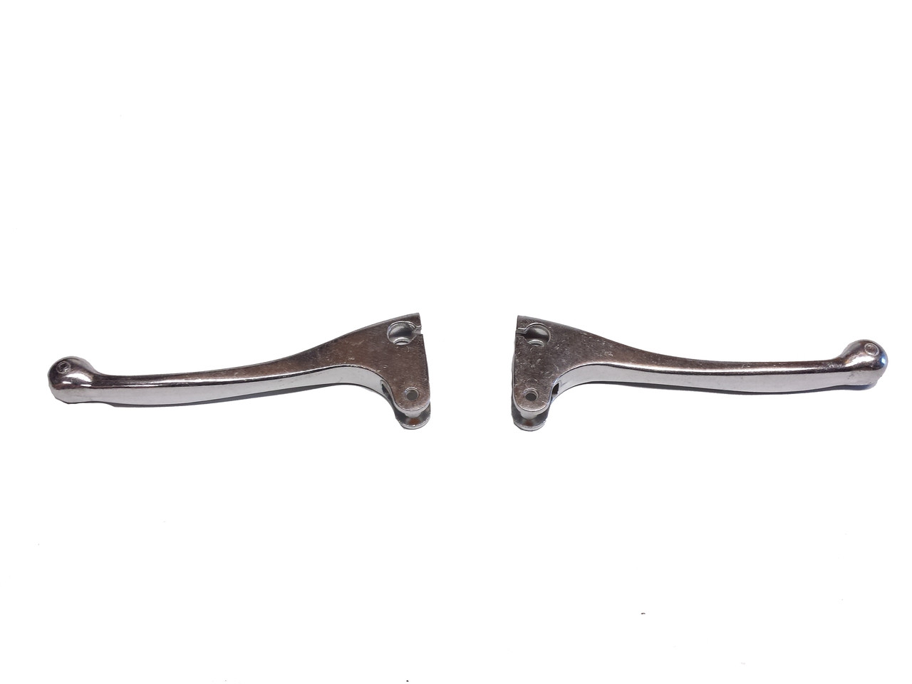 Brake Lever Set for Puch Maxi and Tomos A3 Mopeds - Magura style