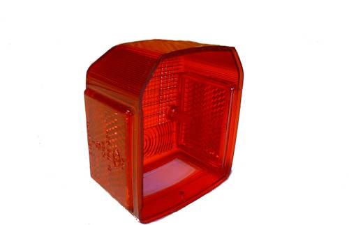 Replacement Tail Light Lens for Puch / Tomos