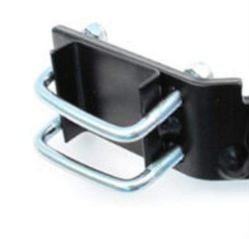 "Tomos Style Chrome Kickstand for Square swing arms.  7.5"" Long"