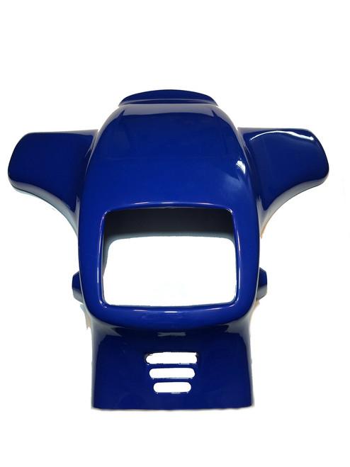 Tomos Headlight Fairing - Ultra Blue