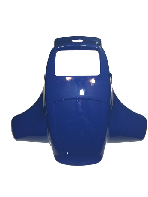 Tomos Headlight Fairing - Ultra Blue