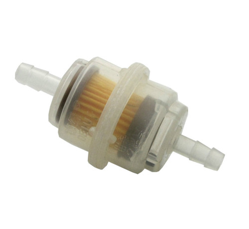 6mm Paper Fuel Filter with Magnet - Large