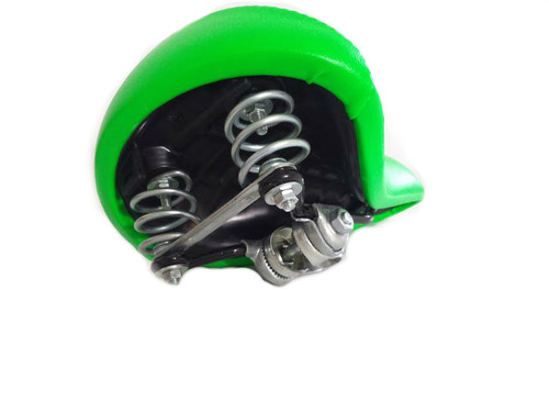 Universal Moped Springer seat - Neon Green