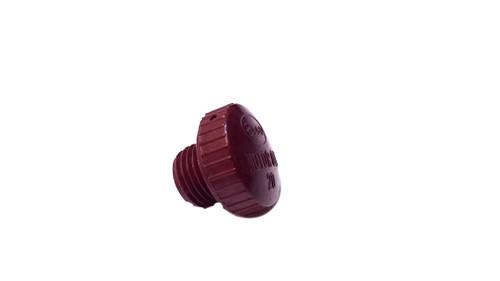 NOS Esso Vented Transmission Fill Cap, Franco Morini / Minarelli V1 - Brown