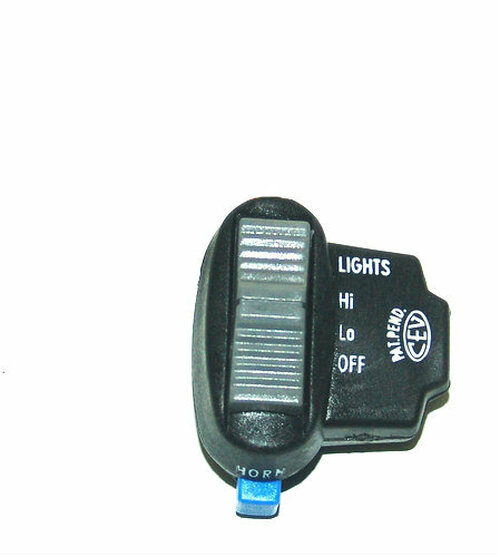 NOS CEV Horn and Light Switch - No clamp