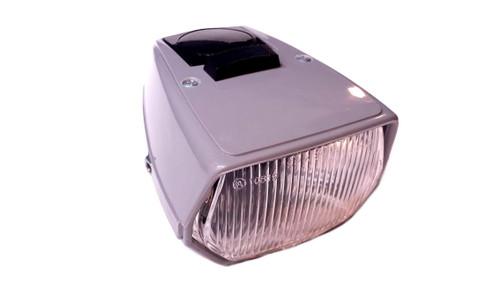 Puch Maxi / Newport Euro Headlight  *Dark Grey*