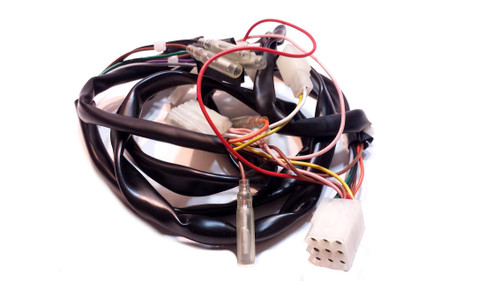tomos original a35 wiring harness for revival moped division. Black Bedroom Furniture Sets. Home Design Ideas