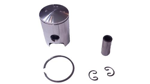 Sachs 504 / 505 Engine 38mm Single Ring Piston Kit - Meteor