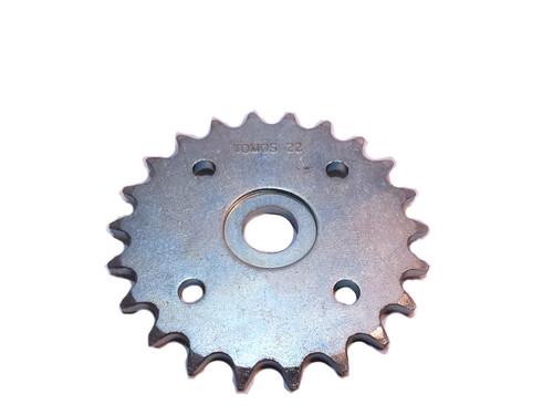 NOS Tomos A3 Rear 22T Sprocket - Wire Spoke Wheel Only