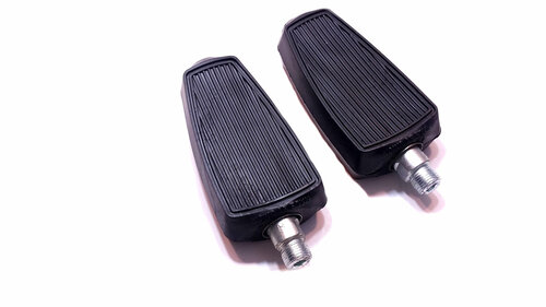 """Union Moped Pedal Set 9/16 """" - Universal Fitment"""