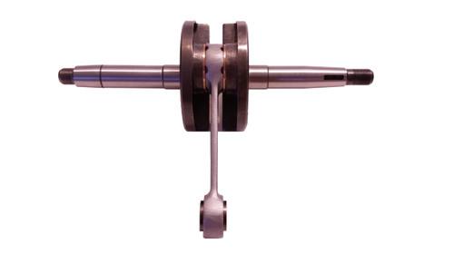 Motobecane AV7 AV10 Crankshaft, Airsal  Full Circle