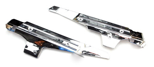 Puch Maxi Chrome Side Panel Set