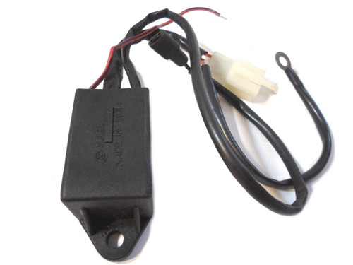 NOS Avanti 5 Wire Moped CDI Ignition Box - Version 3 w/ connector Clip