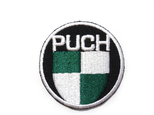 Small Fabric Puch Logo Patch - 54mm