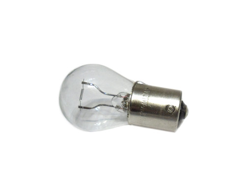 6Volt 21Watt Light Bulb *BA15s  / 1156 Base* Larger Glass Dome - German