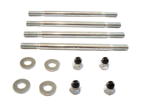 Universal Complete Cylinder Stud / Washer / Nut Set m7 x 115mm