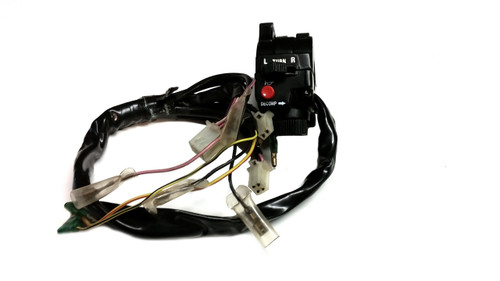 Original Kinetic moped Left Hand Control Switch w/ Wire Harness, TFR - 03103750