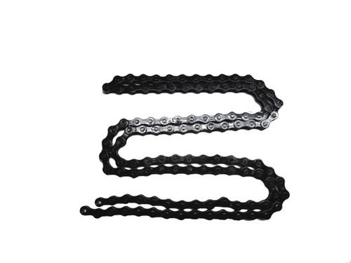 KMC Z410 1/8 Inch Bicycle Chain, 112 Links - Gloss Black