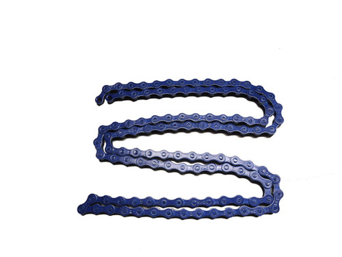 KMC Z410 1/8 Inch Bicycle Chain, 112 Links - Deep Blue Sea