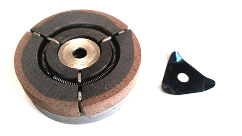 Vespa / Kinetic Non Variating Performance Clutch by Adige - (no bell)