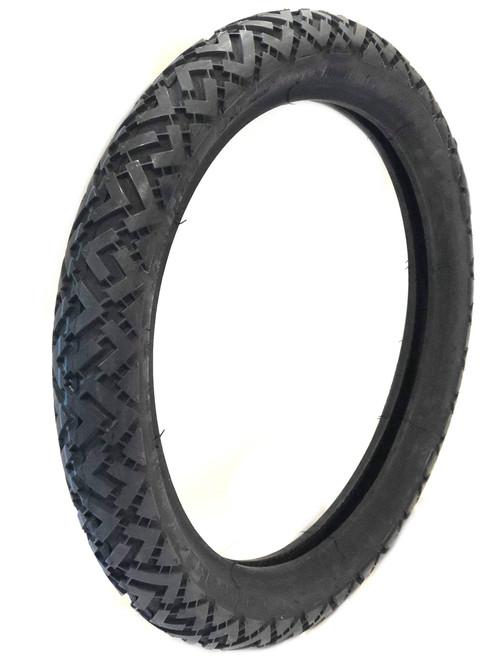 """Deestone 80/80 x 14"""" D972 Moped Tire - Honda Express"""
