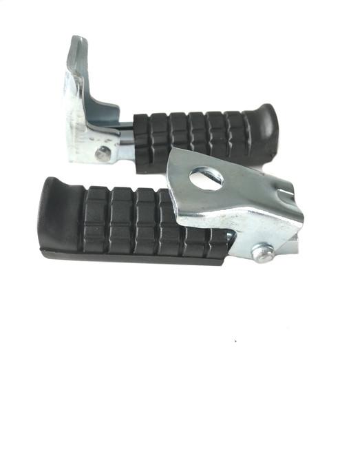 Universal Moped Folding Foot Pegs *Medium*