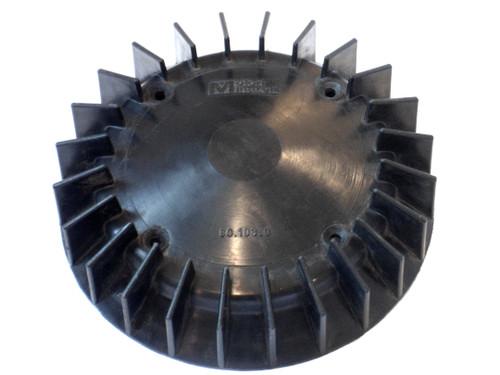 NOS Minarelli V1 Cooling Fan - Black