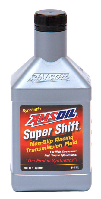 Amsoil Super Shift Synthetic Racing Transmission Fluid, Type F for Tomos and Puch Mopeds