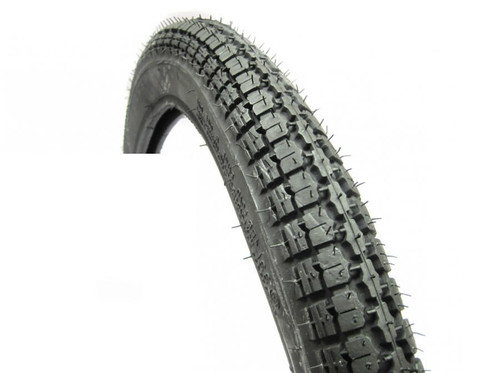 "Deestone 2.25 x 17"" D776 Moped Street Tire"