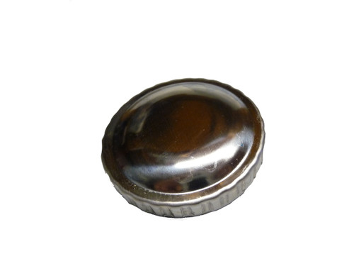 30mm Chrome Gas Cap, For Step Thru Mopeds