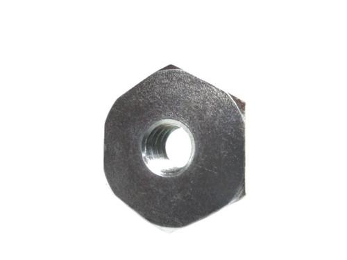 Motobecane Flywheel Nut, Reverse Threading - 11mm x 1mm