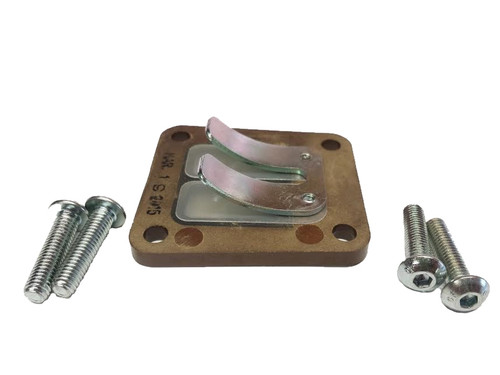 Airsal  Tomos A35 Reed Valve.  Also fits Peugeot 103