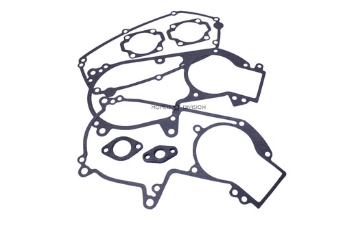 Tomos A3 Complete Engine Gasket Set - Top End + Case