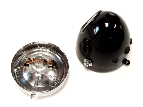 Bullet Headlight, Non- Sealed - CEV Style